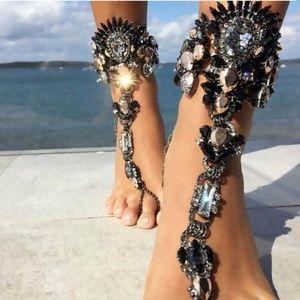 Jewelry - Bohemian Barefoot Sandals